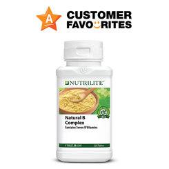 Nutrilite Natural B Complex - 250 tab