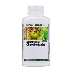 Nutrilite Mixed Fibre Chewable Tablet - 60 tab
