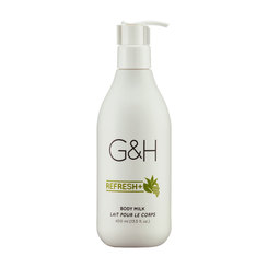 G&H REFRESH+ Body Milk - 400ml