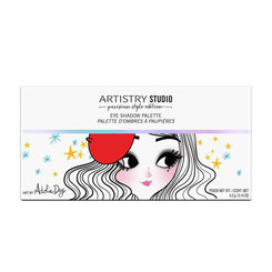 ARTISTRY STUDIO Parisian Style Edition Eye Shadow Palette (4g)