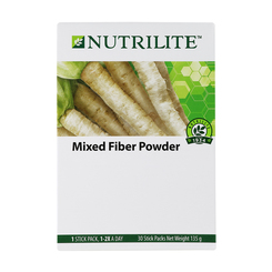 Nutrilite Mixed Fiber Powder - 4.5g x 30 stick packs