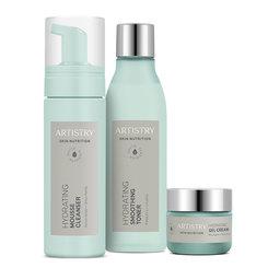 Artistry Skin Nutrition Hydrating Solution 3-step Set