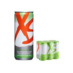 XS Energy Drink Mango Pineapple Guava - 1 pack of 6 cans