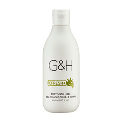 G&H REFRESH+ Body Wash-Gel - 400ml