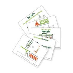 Nutrilite Protein Flash Cards