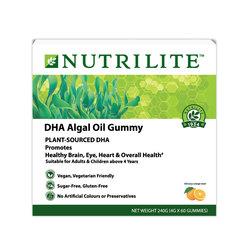 Nutrilite DHA Algal Oil Gummy 60ct