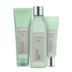 Artistry Skin Nutrition Balancing Solution 3-step Set