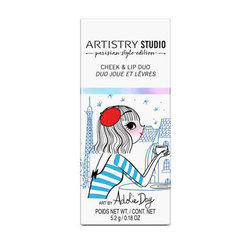 ARTISTRY STUDIO Parisian Style Edition Cheek & Lip Duo (5.2g)